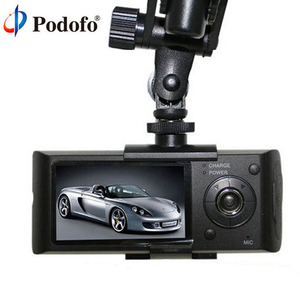 Dual Lens Car DVR X3000 R300 D