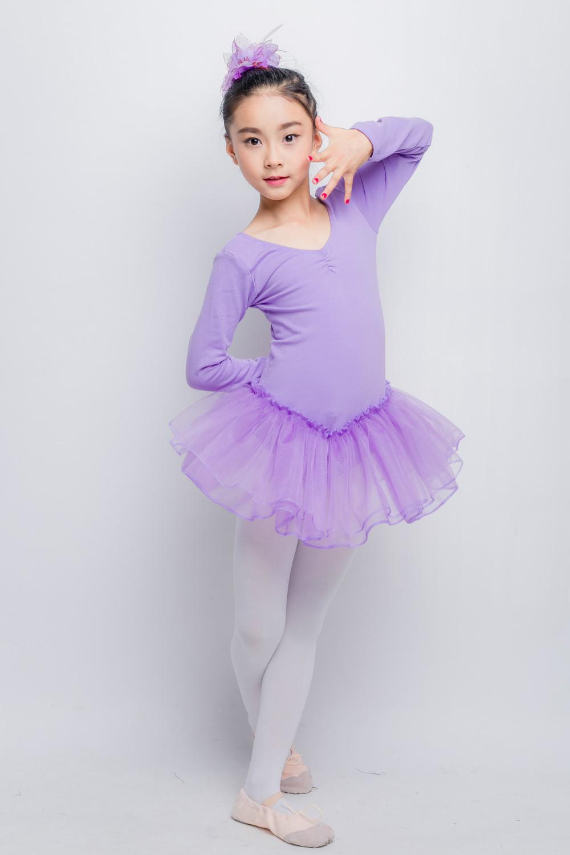 ranrann Enfant Fille Robe Danse Classique Justaucorps Tutu Ballet Robe Princesse Manches Courtes Volante Dentelle Combinaison Gymnastique Costume No/ël Spectacle 6-14 Ans