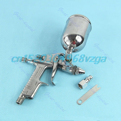 Spray Gun Sprayer Air Brush Airbrush Paint Tool Alloy Painting Sprayer Tools #H028#