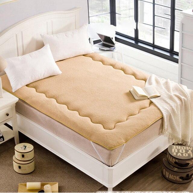 2019 Macio e confortável colchão colchão portátil para uso diário da mobília do quarto quarto dormitório cama Tatami cama colchão