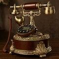 Античной Моды классический телефон американский стиль качество телефон Handsfree/С синей Подсветкой/Caller ID