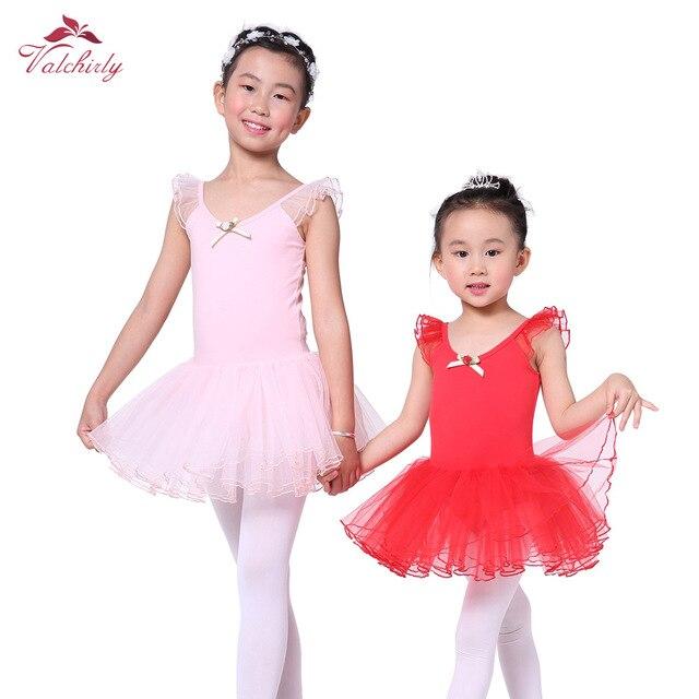 0e06a2963 Valchirly Girls Ballet Tights Dress