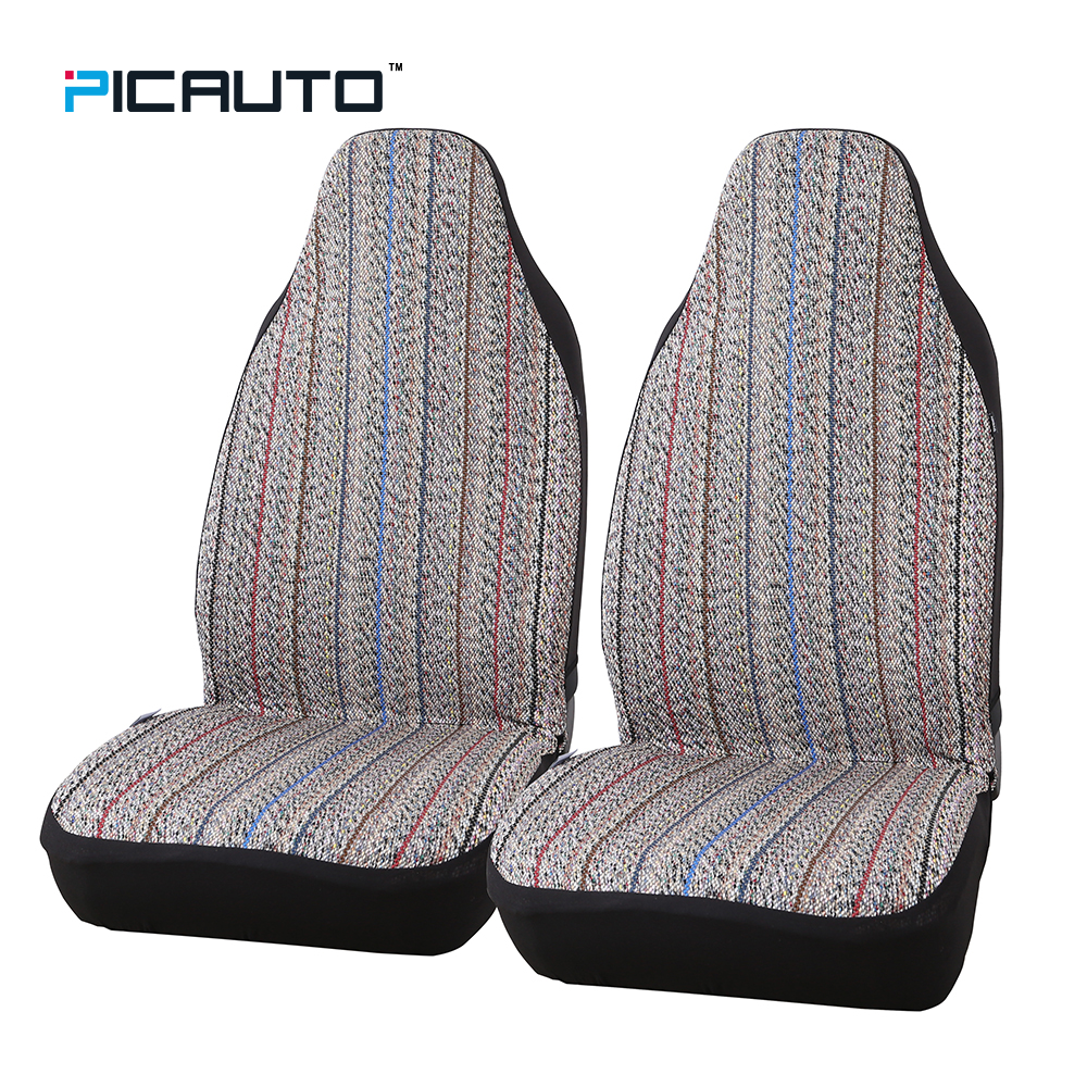PIC AUTO Baja Blanket Bucket Seat Cover High Back Car Seat