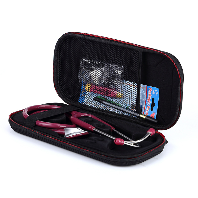 GUANHE Case for Doctors/Nurses Stethoscope Carrying Case Box Cover Pouch  For 3M Littmann/MDF/ADC/Omron Stethoscope/Hard Drive