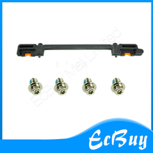 NEW HDD Bracket and screws for Macbook Pro A1278 A1286 HDD Bracket Hard Drive Disk with Bracket Screws 2009-2012 Years