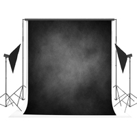 Texture Solid Color Background Black Retro Photography Backdrops Photocall for Newborn Children Fond Studio Photos Kate 5x7ft