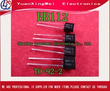 10PCS BB112 BB 112 TO 92 2 Silicon Variable Capacitance Diode