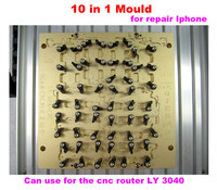 Newest Iphone IC Router 10 In 1 Mobile Mould And Mobile Jig For Removing Ic Of