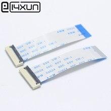 1 par fpc conector soquete ffc 0.5mm clamshell inferior tipo de contato + 0.5mm passo 150mm comprimento ffc cabo 4/6/8/10/20/30/40/50/60 p