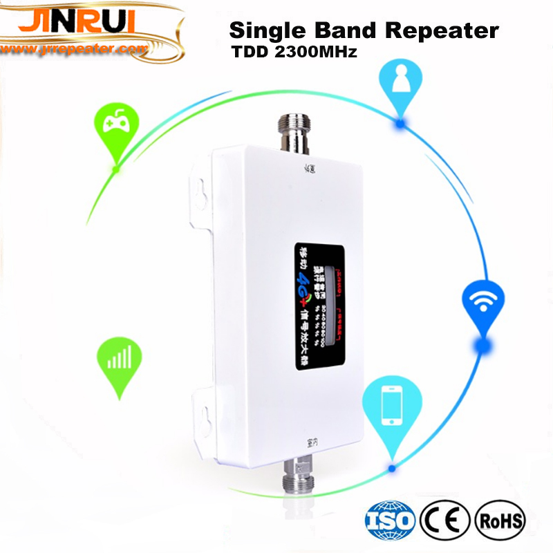 Image 3 - Repeater 4G LTE Signal Booster TDD 4G LTE 2300 2400 mhz Mobile Phone Signal Repeater 65dB Gain LCD Display 4G Amplifier-in Signal Boosters from Cellphones & Telecommunications