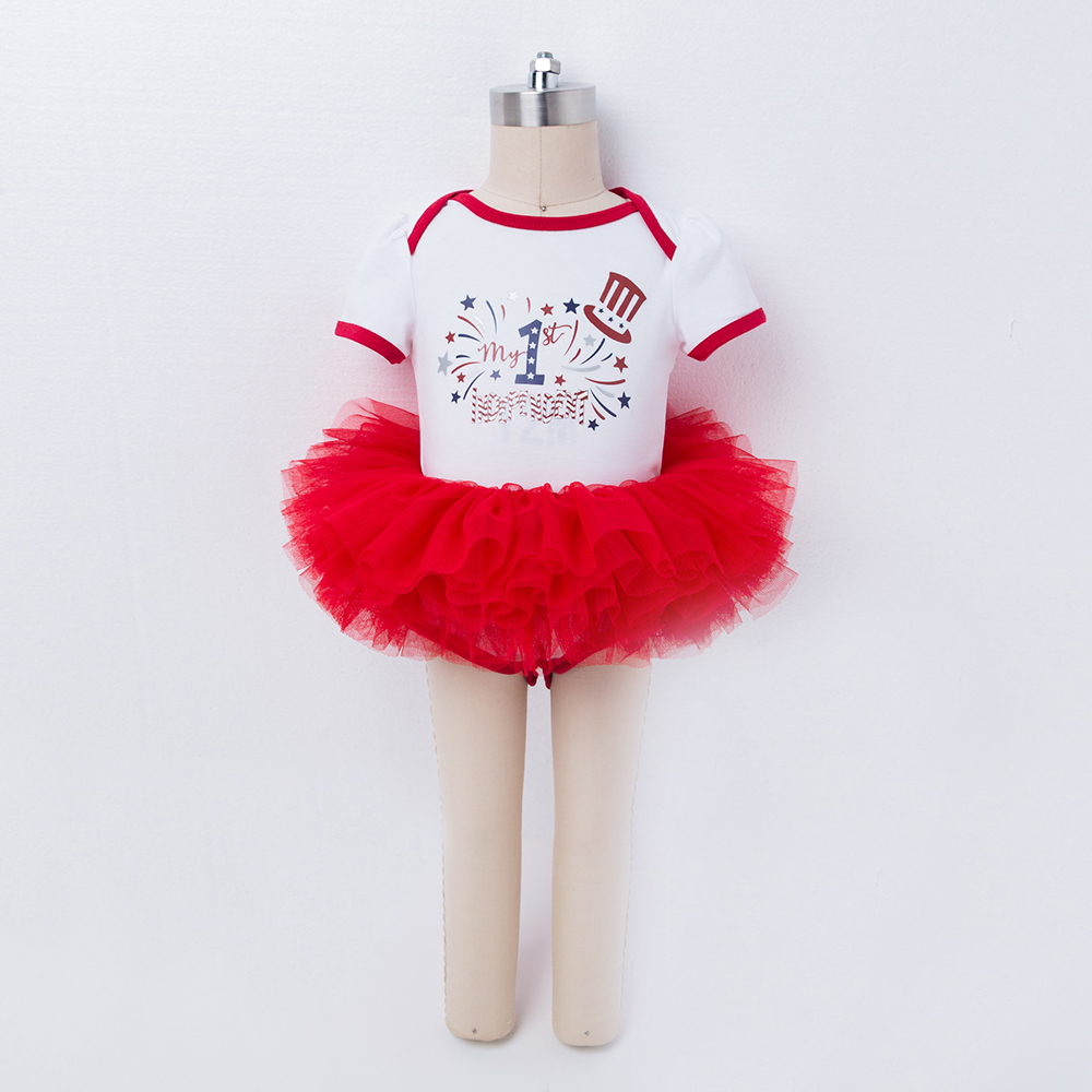 YK amp Loving 2018 Cotton clothing set 0 2yrs baby girls and boys Remper Tutu Headbands for brithday and mother 39 s day party clothes in Clothing Sets from Mother amp Kids