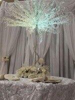 5pcs 150CM tall crystal wedding centerpiece wedding tree/wedding crystal road lead/column/pillars decorations