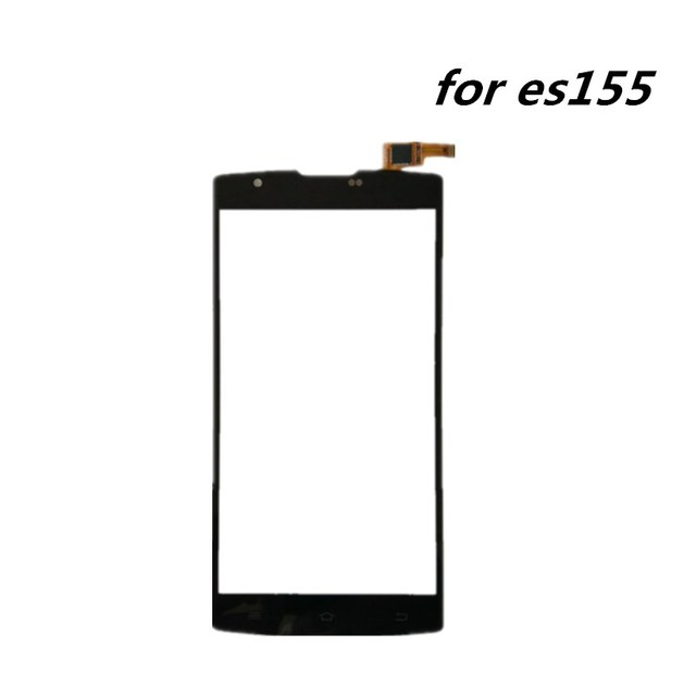 New 5.5inch touch screen For DEXP Ixion es155 touch Screen Glass sensor panel lens glass replacement for dexp es155 cell phone