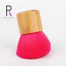 1pc Professional Bamboo Handle Makeup Brushes Make Up Kabuki Brush Foundation Blush Powder Brush Pincel Pinceaux Brochas BRD04