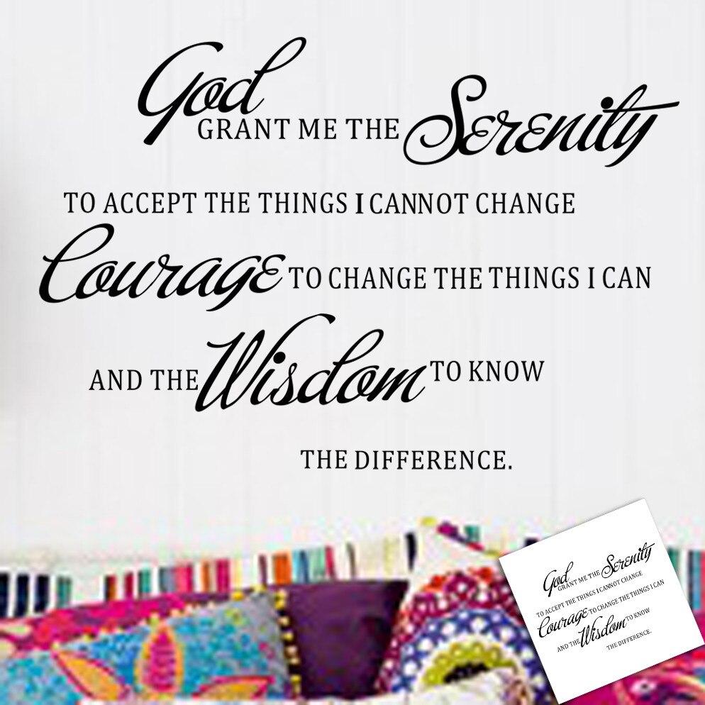 GOD GRANT ME SERENITY COURAGE WISDOM SERENITY PRAYER GOLD DOMED MOULDED FRAME