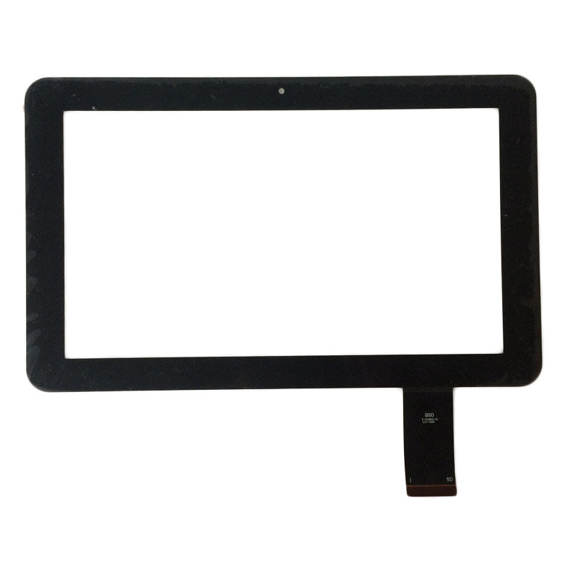 10.1 inch touch screen Digitizer For DNS AirTab E102 tablet PC free shipping лампа светодиодная uniel led c35 6w ww e14 fr pls02wh 10шт