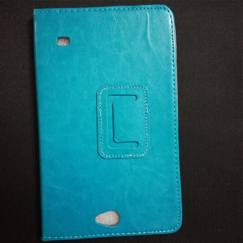 Myslc Magnetic Cover Suitable for Ginzzu GT-8110 GT8110 GT-8105 GT8105 8 Inch Tablet PU Leather Case(China)