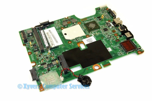 498460-001 Envío Libre 48.4J103.031 Para Compaq Presario CQ50 G50 CQ60 G60 portátil placa madre Socket s1 DDR2 MCP77MV-A2