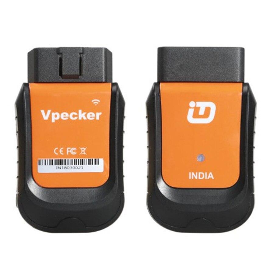 VPECKER EASYDIAG OBD2 V8.2 India Version Wireless OBDII Full Diagnostic Tool