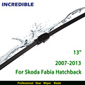 "Limpiaparabrisas trasero para Skoda Fabia Hatchback (2007-2013) 13 ""RB710"