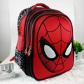 High Quality Children School Bags 3D Spiderman Cartoon School Backpack Bag For Boy Kids Satchel Mochila Infantil