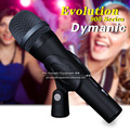 Free Shipping! Top Quality E945 Professional Dynamic Super Cardioid Vocal Wired Microphone microfone microfono Mike Mic e 945