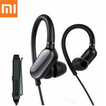 Xiaomi Mi Sports Bluetooth Earphone Mini Version Wireless Ear Hook Music Headset Earbuds Waterproof With Mic