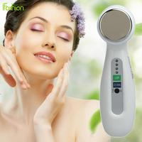 1MHz Ultrasonic Facial Massager Cleaner Skin Care Body Beauty Machine Deep Clean Face Skin Scrubber Rechargeable