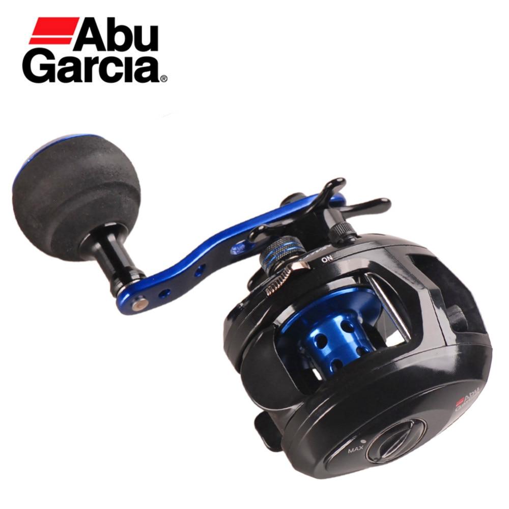 Abu Garcia SALTY MAX PLUS Carp Fishing Reel Baitcasting Reel 2+1BB 5kg 6.2:1 Pesca Fresh&Saltwater Fishing Reel Magnetic Brake цены онлайн