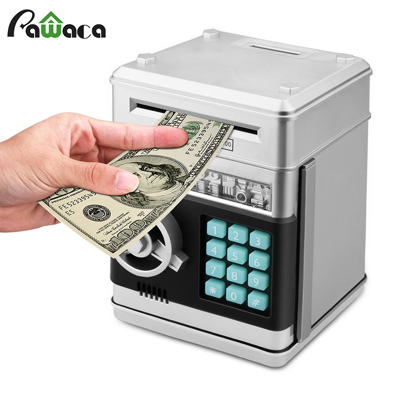 Electronic ATM Piggy Bank For Kids
