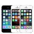Оригинал Factory Unlocked iPhone 5s 16 GB/32 ГБ/64 ГБ ROM 8.0MP Камера пикселей WI-FI GPS Bluetooth Отпечатков Пальцев Сотовый телефон