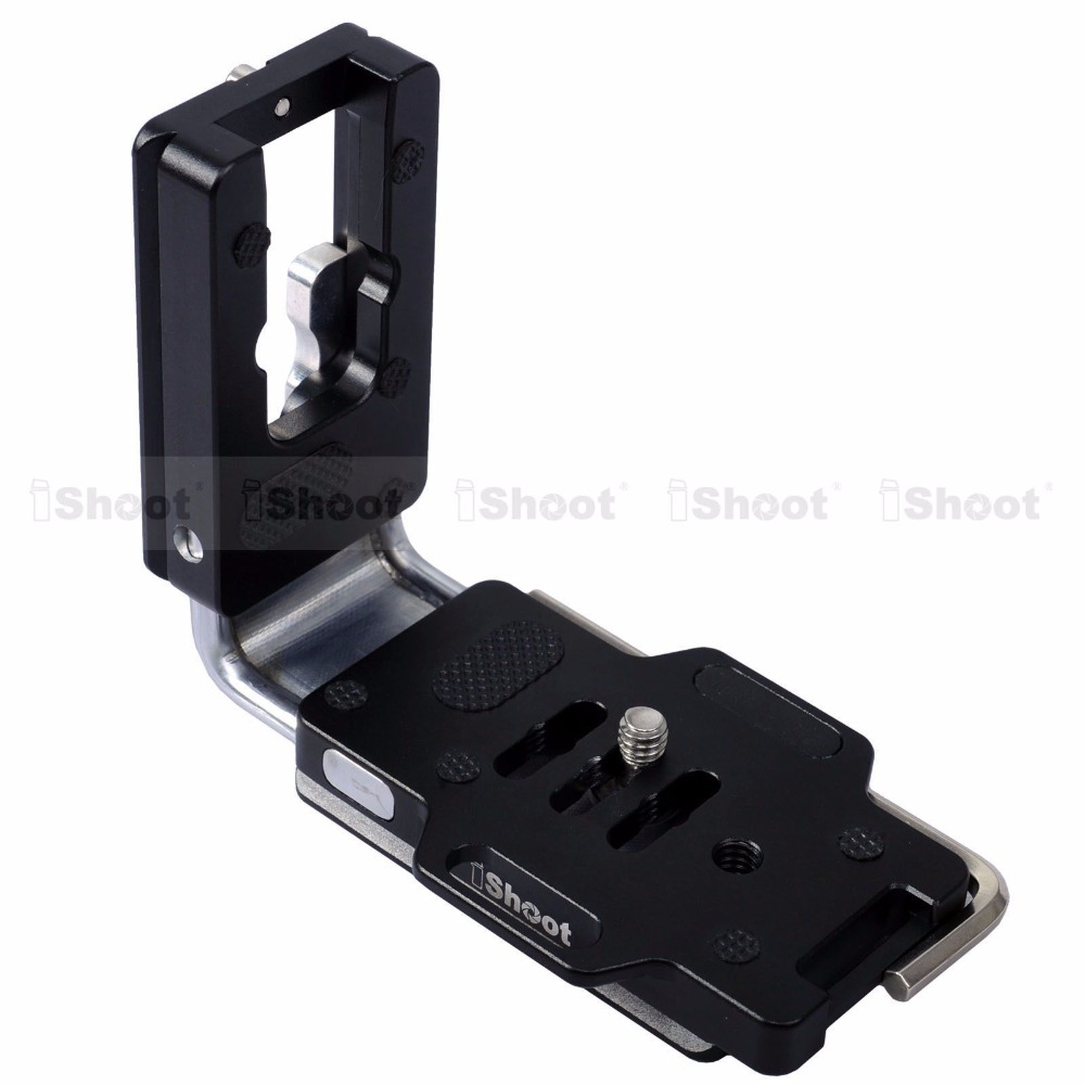 Universa Quick Release L Plate Bracket Grip Vertical Shoot L Bracket for Canon 70D/60D/50D/40D/30D/20D/10D/700D/1100D/1200D/5Ds