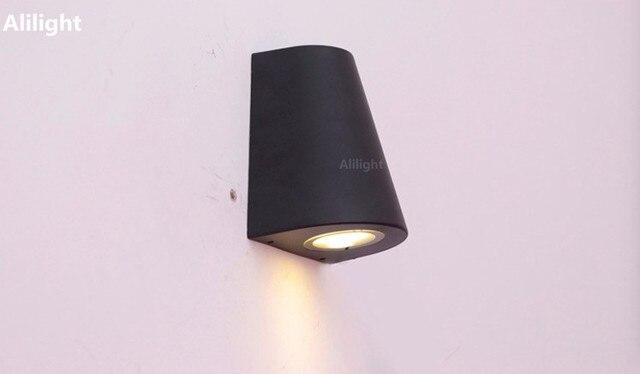 Illuminazione esterna luce della parete del led impermeabile villa