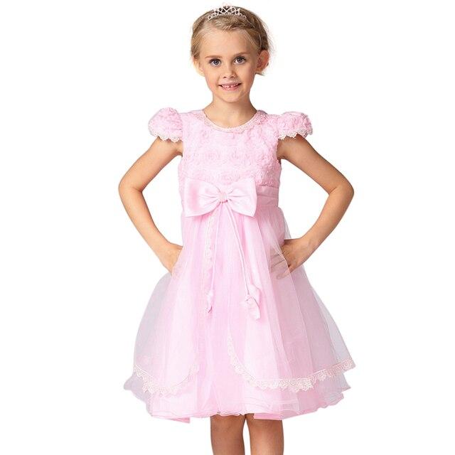 2017 Girls Princess Dresses Kids Prom Dress Fashion Designs Girl ...