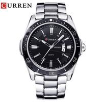 Curren Watch Relogio Masculino Watches Men Role X Watch Men Sports Quartz Watch Analog Casual 8110