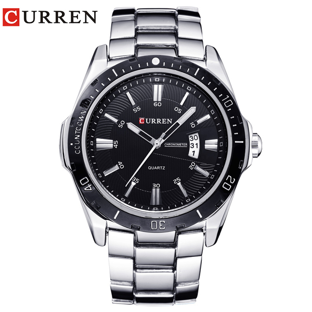 4a70f246ab8 NEW curren watches men Top Brand fashion watch quartz watch male relogio  masculino men Army sports Analog Casual 8110