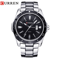 Curren Watch Relogio Masculino Watches Men Role X Watch Men Sports Quartz Watch Analog Casual 8110