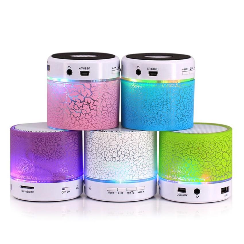 REOTGTU LED MINI Bluetooth kõlar A9 TF USB FM juhtmeta kaasaskantav - Kaasaskantav audio ja video - Foto 6