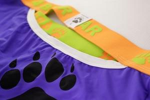 Image 5 - New Arrival Bear Claw Plus Size Mens Expose Half Buttocks Briefs Sexy Shorts Gay Bear Underwear Purple & Orange M L XL XXL