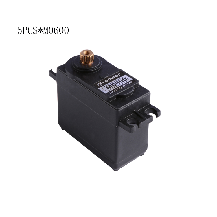 Permalink to 5PCS K-power M0600 6KG Torque analog Metal Gear waterproof Servo for Toilet Flush Parts