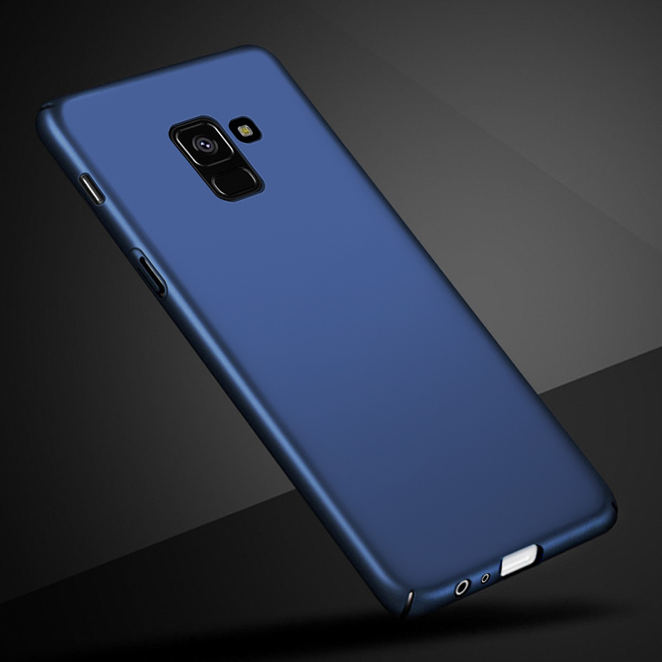 For <font><b>Samsung</b></font> <font><b>Galaxy</b></font> <font><b>A8</b></font> 2018 <font><b>Case</b></font> Ultra Thin Hard PC Full Back Cover Matte <font><b>Cases</b></font> For <font><b>Phone</b></font> <font><b>Case</b></font> <font><b>Samsung</b></font> <font><b>Galaxy</b></font> <font><b>A8</b></font> 2018 A530 Coque image
