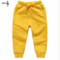 Big Children Pants Spring Teenage Boy Sports Pants Spring Toddler Casual Kids Trousers For Boys Clothes Age 1 2 4 6 8 10 12 Year