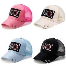 Hats Baseball-Cap Snapback Children Accessories Cartoon-Caps Girl Boy New Baby Summer