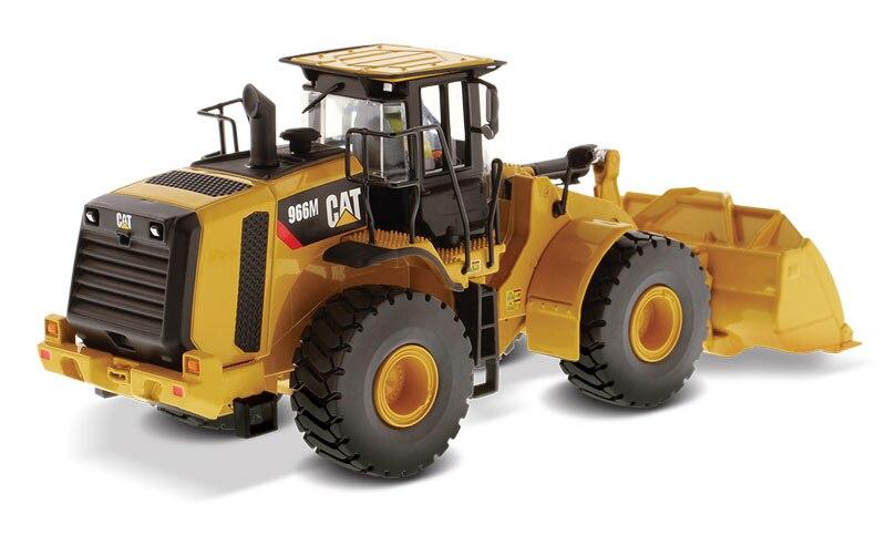 DM-85928 1:50 Кошка 966 М колеса игрушка погрузчик