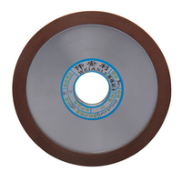 150mm Diamond Grinding Wheels Grinding Disc 150 180 240 320 Grits Hypotenuse For Carbide Milling Cutter