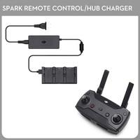 Original DJI Spark Remote Controller has Wi Fi Signal Transmission System Spark Battery Charging Hub Charger Part Kit