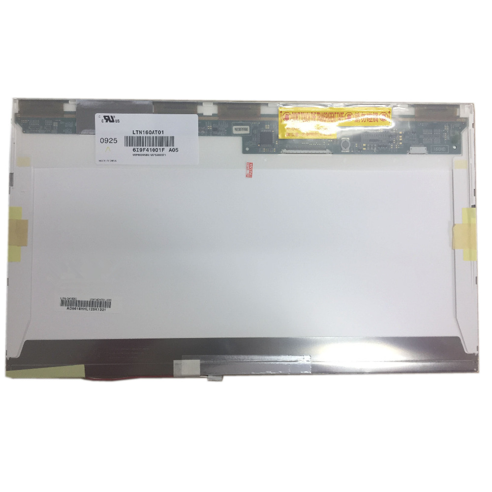 LALAWIN LTN160AT01 A05 fit LTN160AT02 For Asus X61S ACER Aspire 6930G 6935 6935G Toshiba AX/53HPK HP CQ60 Laptop LCD SCREENLALAWIN LTN160AT01 A05 fit LTN160AT02 For Asus X61S ACER Aspire 6930G 6935 6935G Toshiba AX/53HPK HP CQ60 Laptop LCD SCREEN