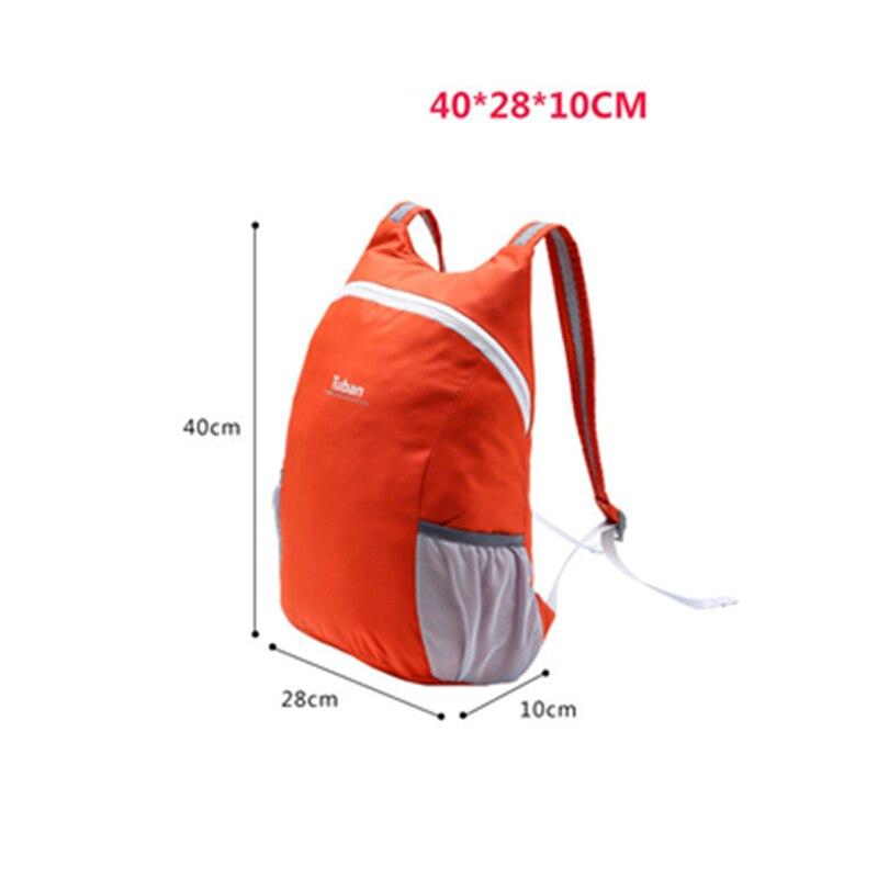 Qatlanabilir Ultralight Açıq Çanta Suya davamlı Portativ - İdman çantaları - Fotoqrafiya 2