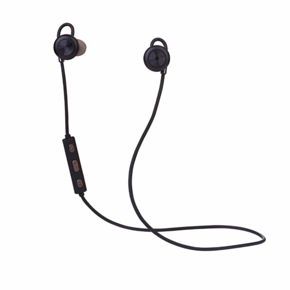 Music Sport Wireless Bluetooth Headset Hand Free Smart Stereo Bass Earphone with Mic for xiaomi etc. all phone for PC Laptop