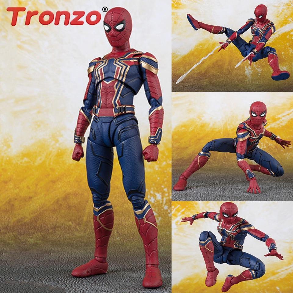tronzo-14cm-luxury-font-b-avengers-b-font-infinite-war-3-spiderman-pvc-action-figure-super-hero-figures-spider-man-collectible-model-doll